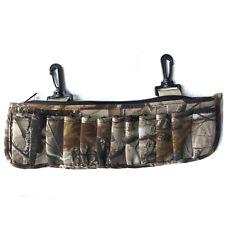 Camo Shotshell Belt 24 Round Neoprene Shotgun Shell Belt Bandolier Hunting bag