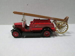 1934 DENNIS FIRE ENGINE   S SCALE DIE-CAST GREAT FOR LAYOUT or DIORAMA
