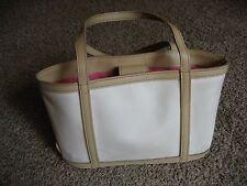 Estee Lauder, Handbag / Purse, Cream & Beige, Used