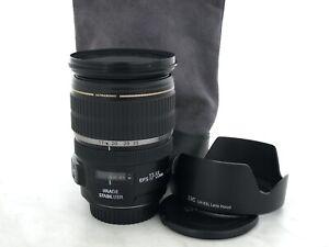 Canon EF-S 17-55mm 2.8 IS USM Objektiv Gewährleistung 1 Jahr