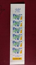 Carnet de timbres Journée du timbre 1990 Les métiers de la Poste non plié
