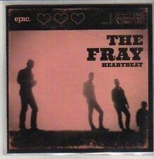 (CS595) The Fray, Heartbeat - 2012 DJ CD