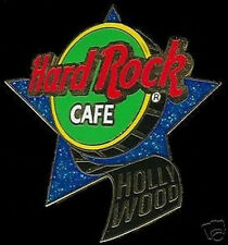 Hard Rock Cafe HOLLYWOOD Ca RARE Unreleased PROTOTYPE PIN HRC Logo on Movie Reel