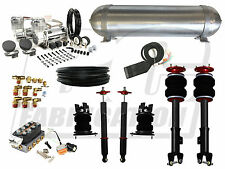 2011-2014 Dodge Charger Complete Air Suspension System Bolt On AccuAir Air Lift