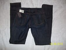 NWT YANUK DK WASH T-STITCH PAGE JEANS W 25 RET $196.99 MADE IN USA NICE MUST SEE