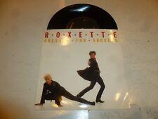 "ROXETTE - Dressed For Success - Scarce 1989 2-track UK 7"" Vinyl Single"