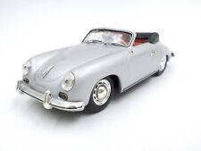 Minichamps Porsche 356 1:43 Silver Diecast Car