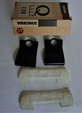 Yakima Q119 Clips x 2  w/Pads