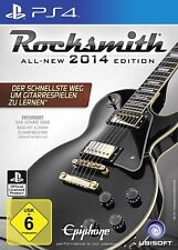 Sony PS4 Playstation 4 Spiel Rocksmith 2014 mit Kabel NEU*NEW