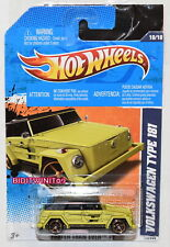 HOT WHEELS 2011 FASTER THAN EVER VOLKSWAGEN TYPE 181 #10/10 GOLD