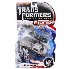 Transformers Hasbro Dark Of The Moon DOTM Deluxe Decepticon Soundwave New Rare