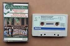 Cassette Kerstfeest Met Het Westlands Mannenkoor - Holland Philips Christmas Nm