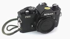 """Nikon FM2n Pro. Choix SLR, noir + MF-16 DATABACK, Bracelet & Cap. """"Excellent + +""""."""