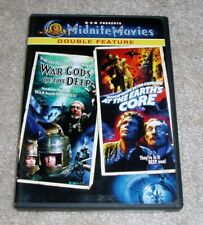 War Gods of the Deep / At the Earth's Core DVD Cult Double Feature Midnite Movie