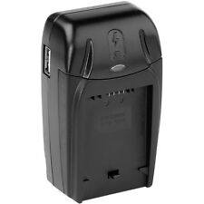 Watson Compact AC/DC Charger for BP-DC5 / CGA-S006 / CGR-S006 Battery
