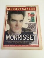 MELODY MAKER Magazine - 26 September 1987 - MORRISSEY - Plus Gig Guide