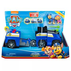 Paw Patrol Chase Split Second Vehicle