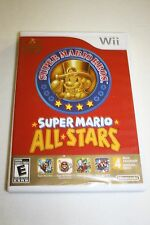 Wii Super Mario All-Stars: Limited Edition  (2010) *w/soundtrack-First print*