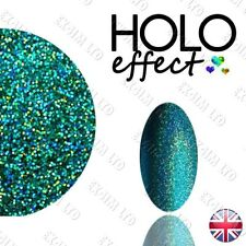 LASER HOLO MERMAID EFFECT DUST ULTRA NAIL ART POWDER   Holographic < Teal 24 >