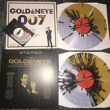 GoldenEye 007 - N64 Vinyl Ost 2xLP Not Moonshake Nintendo British Tan 2D NEW