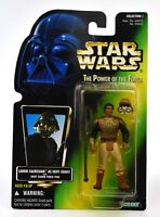 Star Wars Power of The Force - Lando Calrissian as Skiff Guard Action Figure