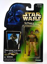 Star wars poder de la fuerza-Lando Calrissian Skiff Guardia como figura de acción