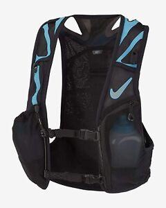 Nike Trail Kiger Vest 3.0, Running, Hiking, Black/Blue