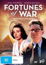 Fortunes of War Mini Series Kenneth Brannah Emma Thompson DVD Region 4 R4