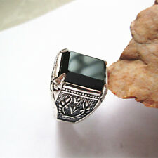 viking Odin 's 925 Sterling Silver Realistic Crown silver Turning ring Jewelry