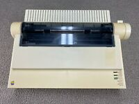 Apple ImageWriter II Printer A9M0310 Computer Mac For Parts Not Tested VTG