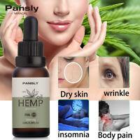 3000mg Hemp Seed Oil Pain Relief Anxiety Sleep Anti Inflammatory Drops