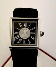 Chanel Mademoiselle Platinum .950 Pt Watch  Authentic 100%