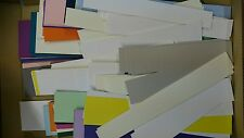1KG Box Of Off Cut Card Ideal For Card Making, Matting & layering, Die Cutting