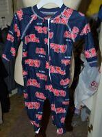 Texas Longhorns Bevo Full Zip Hoodie Jacket Todder Boys Girls Size 4T NWT  #32