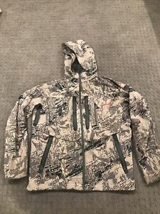 Sitka Jetstream Jacket(50032) -Large- Open Country; Nice!
