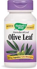 Nature's Way Olive Leaf Extract 60 Caps-EXP 03/19