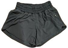 Lululemon Tracker Shorts Women's Size 4 Black