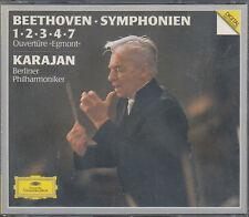 Deutsche Grammophon Symphony Box Set Classical Music CDs