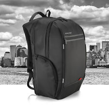 17.6 inch Laptop Backpack With USB Port DTBG Water-Resistant Nylon School Laptop