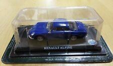 1961 RENAULT ALPINE A110 - Esc.- 1:43