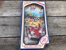 Vintage Wolverine DAYTONA 500 Racing Bagatelle Pinball Game w Original Box