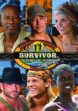 Survivor: Redemption Island (2011) - 6 DISC SET (2015, DVD New)
