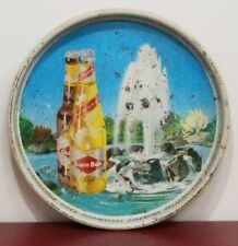 "Vintage Grain Belt Beer Tray - ""Perfect Brewing Water Makes the Perfect Beer"""
