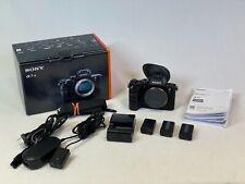 Sony Alpha A7SII / A7S II body 12.2MP Full Frame Camera Body