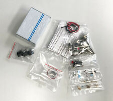 QRM eliminator(43) X-phase buildingkit incl. parts, PCB undrilled, knobs and box