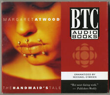 The Handmaid's Tale Margaret Atwood Michael O'Brien BTC Audiobook CBC RARE OOP