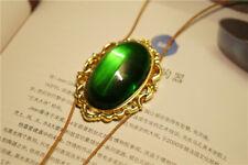 Violet Evergarden Green Grün Necklace Halskette pendant Cosplay Kostüme Neu