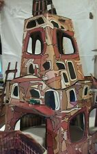 Vintage Planet Of The Apes Tree House & Fortress + 4 Characters