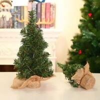 20/30cm Xmas Small Pine Tree Placed In The Desktop Mini Christmas Home Decor top