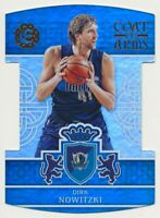 2016-17 Panini Excalibur Coat of Arms #19 Dirk Nowitzki